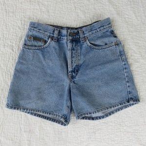Vintage Calvin Klein USA Made Button Fly Shorts